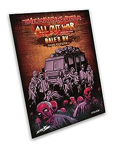 2 Tomatoes Games-The Walking Dead-Escenografía Caravana de Dale, Multicolor (5060469661155)