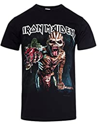 Iron Maiden - Camiseta - The Book Of Souls Tour 2016