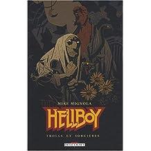 Hellboy, Tome 8 : Trolls et sorcières