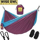 Hamacas Por Wise Owl Outfitters - Hamacas De Camping Individuales Y Dobles - El Equipo De Me...