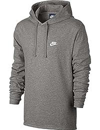 Nike - M NSW Hoodie PO JSY Club - Sweat-Shirt