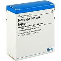 Neralgo Rhem Injeel Ampullen 10 stk preisvergleich bei billige-tabletten.eu