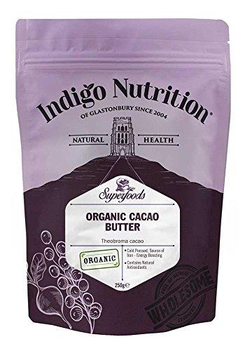 Cacao Butter - Kakaobutter Rohkost Bio - 250g