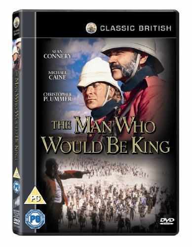 Image of The Man Who Would Be King [DVD] [1975]