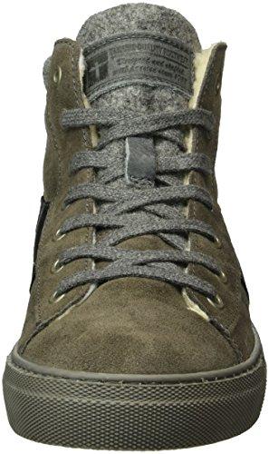 Tamaris 262, Sneakers Hautes Femme Gris (Graphite Comb 283)