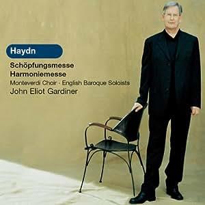 Haydn - Schöpfungmesse n° 13 en si mineur / Harmoniemesse n° 14 en si mineur