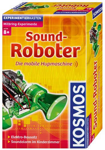 KOSMOS 659134 - Mitbringexperiment Sound-Roboter