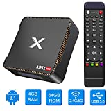 Best Chinese Tv Boxes - Android 8.1 TV Box, A95X MAX Amlogic S905X2 Review
