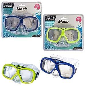 SPORTX Jr Comodidad Nadar máscara