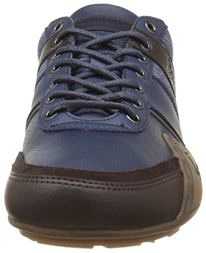 Le Coq Sportif Andelot S 2tones, Baskets Basses Homme Bleu (Dress Blue/Reglisse)