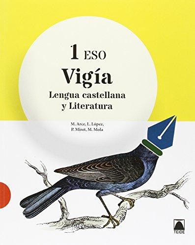 Vigía. Lengua castellana y Literatura 1 ESO - 9788430789849 por Mercè Arce Lasso