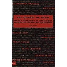 Les soirées de Paris : Revue littéraire et artistique dirigée par Guillaume Apollinaire