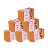 Khadi Mauri Papaya Soap Combo Pack of 6 ...