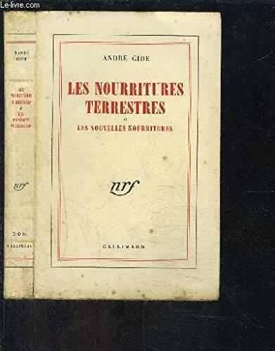 Les Nourritures Terrestres [Pdf/ePub] eBook