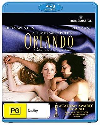 Orlando (1992) ( ) [ Australische Import ] (Blu-Ray)