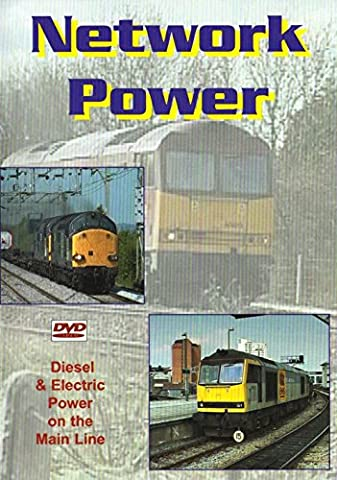 Network Power Dvd - Diesel & Electric Power on the Main Line