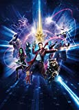 Import Posters Guardians of The Galaxy 2 – US Textless Movie Wall Poster Print - 30CM X 43CM