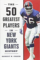 50 Greatest Players in Ny Gianpb