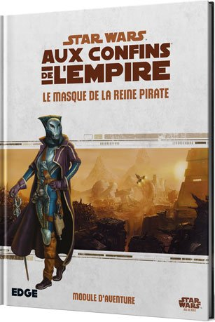 Star Wars - Le masque de la reine pirate par