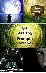 99 Writing Prompts Bundle Pack (English Edition)