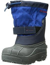 Columbia Powderbug Plus II - Zapatillas de Deportes de Exterior de material sintético Infantil