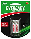 Eveready Recharge AAA BP2 600 NIMH Battery (1000 Series)