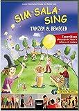 Sim Sala Sing. CD-ROM: Tanzen & Bewegen. Tanzvideos. P�dagogische Tipps und Infos zu 41 Liedern. CD-ROM PC/MAC Bild