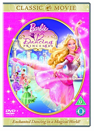 Barbie: The Twelve Dancing Princesses [Edizione: Regno Unito] [Edizione: Regno Unito]