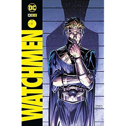 Coleccionable Watchmen núm. 02 (de 20)