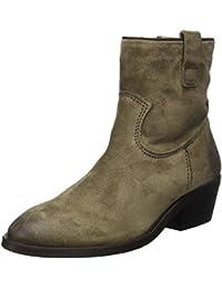 Marc O'Polo Damen Mid Heel Bootie 70814216101304 Schlupfstiefel