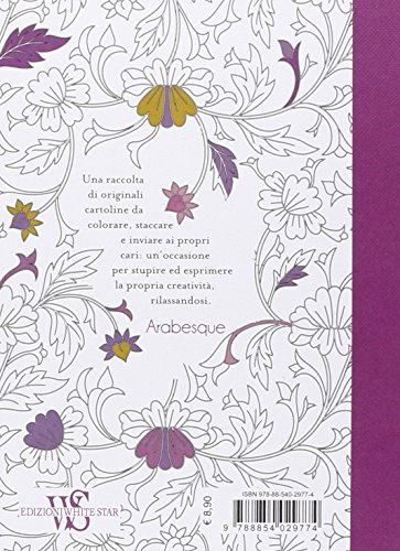 Arabesque-Set-di-20-cartoline
