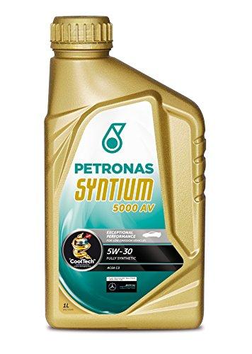 Olio di Motore Petronas SYNTIUM 5000AV 5W-301Lt