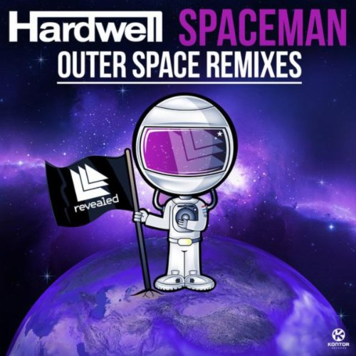 Spaceman (Outer Space Remixes)