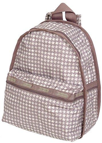 lesportsac-backpack-basic-hounds-touth-tan