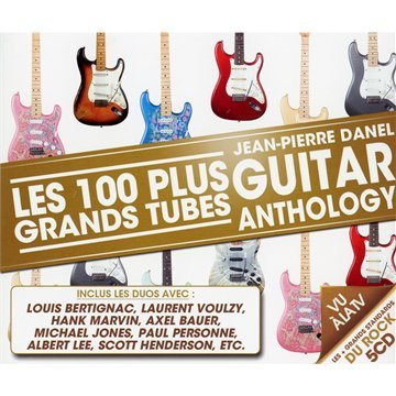 les-100-plus-grands-tubes-guitare-5-cd