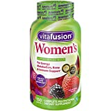 Best Womans Vitamins - Vitafusion Women's Gummy Vitamins, 150 Count Review