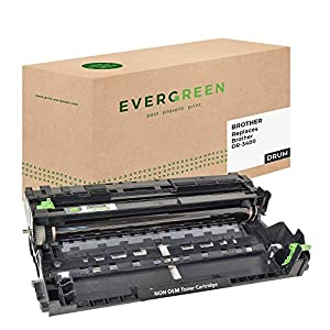 Evergreen Dr 3400 Remanufactured Toner Cartridges Pack of 1