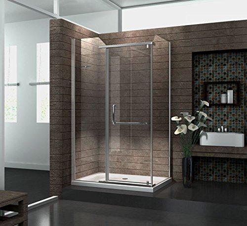 Duschkabine inklusive Duschtasse von VITA