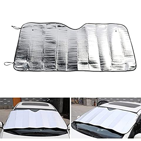 Pliable Pare-brise avant de voiture visor couverture pare-soleil
