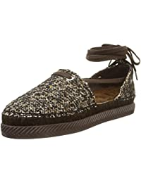 Castañer Blossom-Tweed - Zapatos para Mujer, Color Tweed, Talla 36