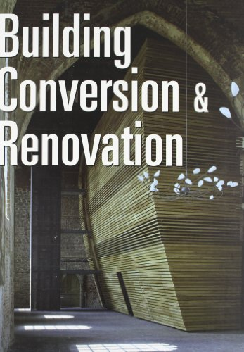 Building Conversion and Renovation (Architectural Design)