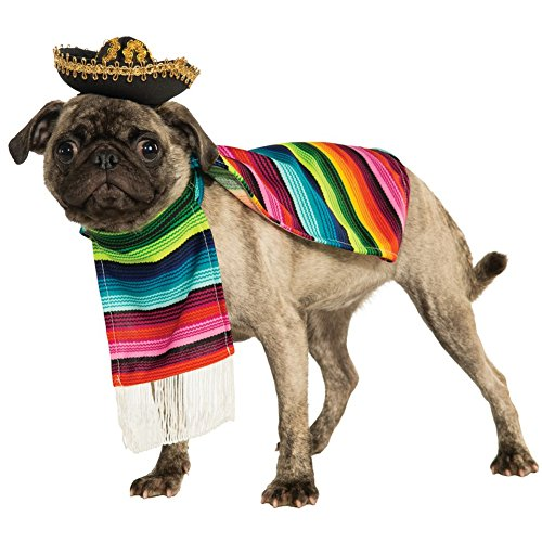 Sarape Pet Costume-Dog XL ()