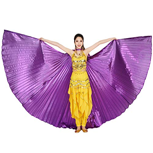 Indische TanzKostüm Und Zubehör - Tookang Dance Fairy Bauchtänzerin Isis Flügel