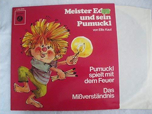 Meister Eder und sein Pumuckl: Pumuckl spielt mit dem Feuer / Das Mißverständnis [Vinyl-LP]