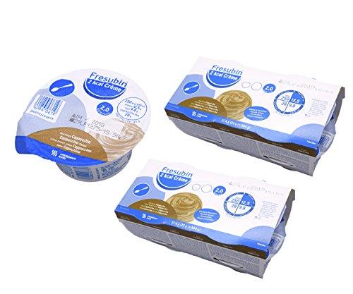 Fresubin 2 kcal Creme Cappuccino 8x 125g (2x 4x 125g) - Im ConsuMed Produktbundle