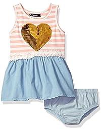 Kensie Baby Girls' Sunny Fashion Dress