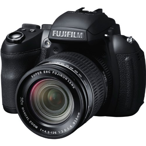 Fujifilm FinePix HS35EXR Advance Point and shoot Camera (Black)
