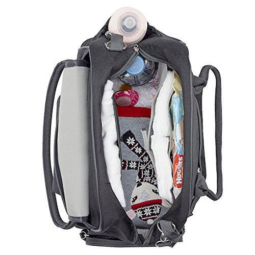 Babymoov Wickeltasche Style Bag, schwarz - 4