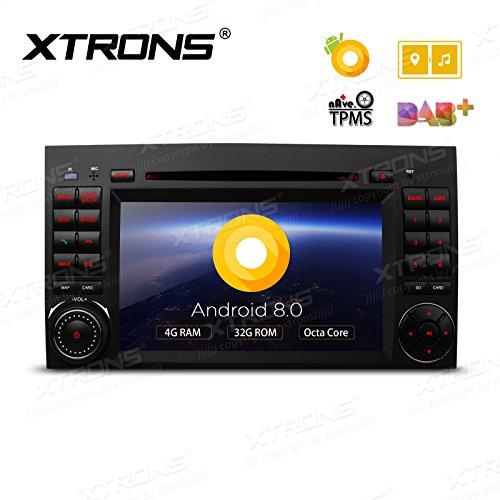 GPS mercedes classe a b W169W245Vito Sprinter Android 8Octacore 4Go Model pb78m245p