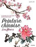 Peinture chinoise : Les fleurs